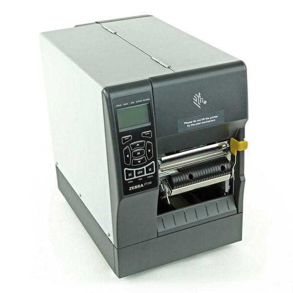 принтер Zebra ZT230 100mm 203dpi - снимка 8