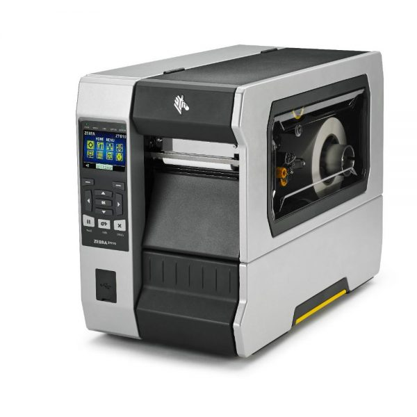Zebra ZT610 - висок клас етикетен принтер - снимка 1