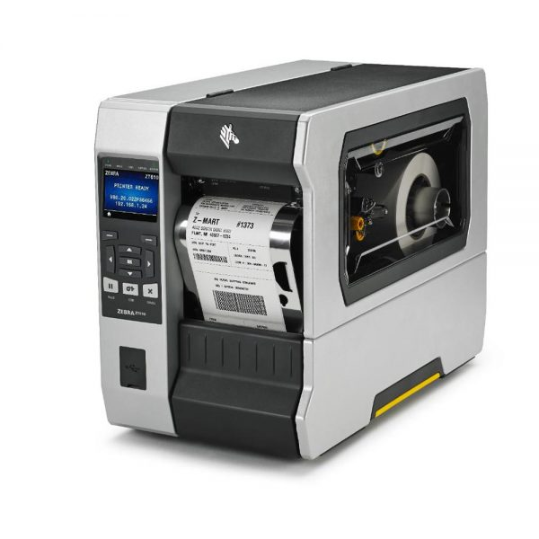 Zebra ZT610 - висок клас етикетен принтер - снимка 2