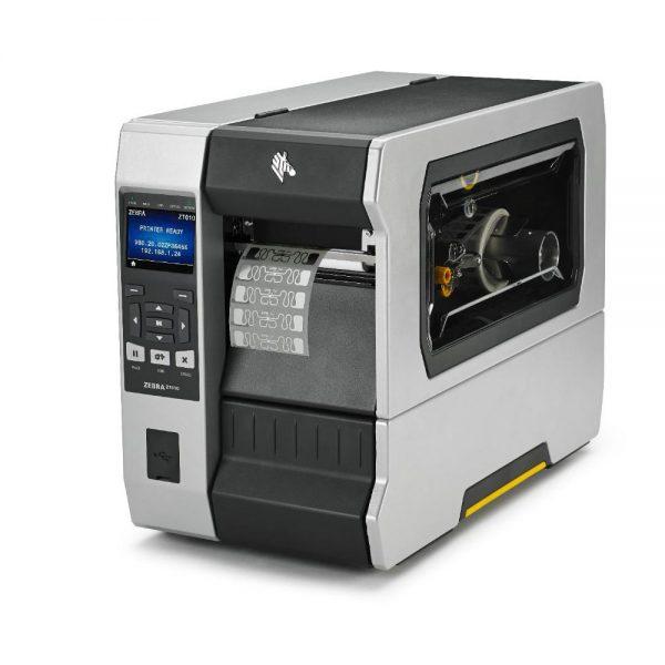 Zebra ZT610 - висок клас етикетен принтер - снимка 3
