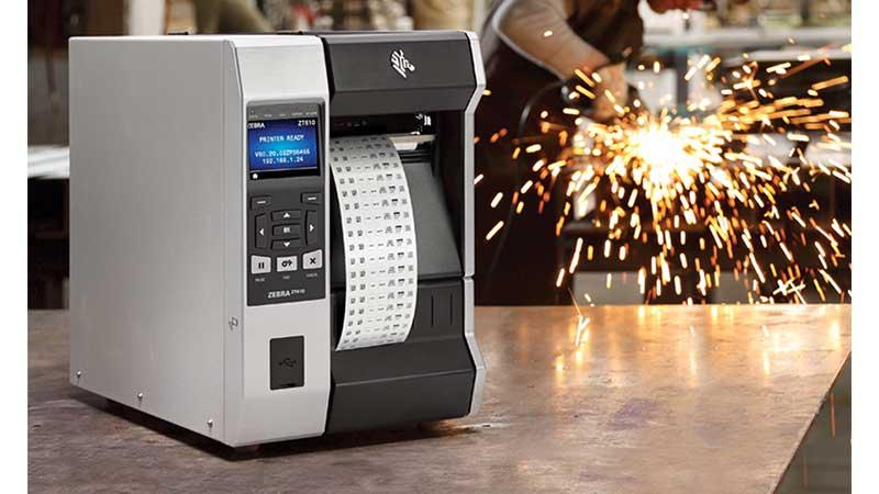 Zebra ZT610 – висок клас индустриален етикетен принтер