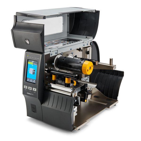 Zebra ZT411 - 110mm 600dpi среден клас етикетен принтер - снимка 7