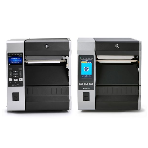 Zebra ZT600 series RFID принтери - снимка 2