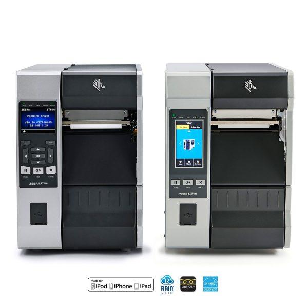 Zebra ZT600 series RFID принтери - снимка 1