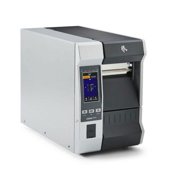 Zebra ZT610 - 110mm 600 dpi - висок клас етикетен принтер - снимка 3