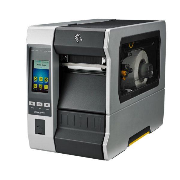 Zebra ZT610 - 110mm 600 dpi - висок клас етикетен принтер - снимка 4