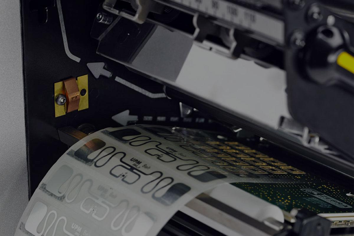 RFID технология на етикетни принтери