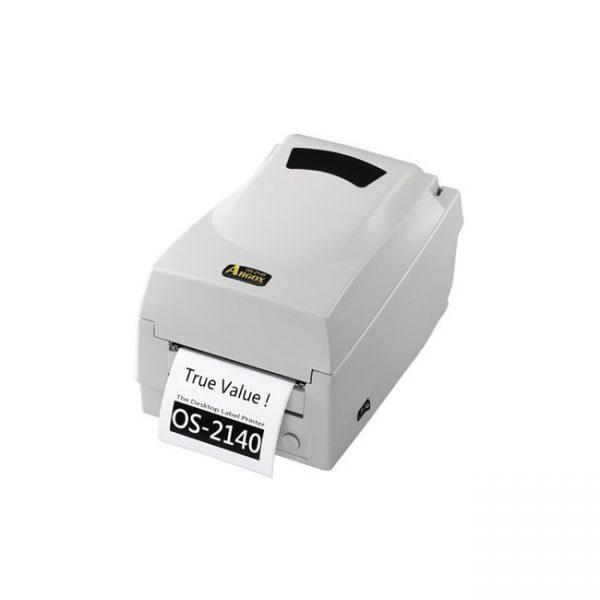 Настолен етикетен принтер Argox OS-2140 - снимка 1
