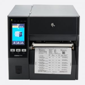 Zebra ZT421 – A5 принтер GS1-логистични етикети 168мм
