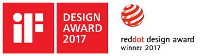 лога на награди за дизайн
