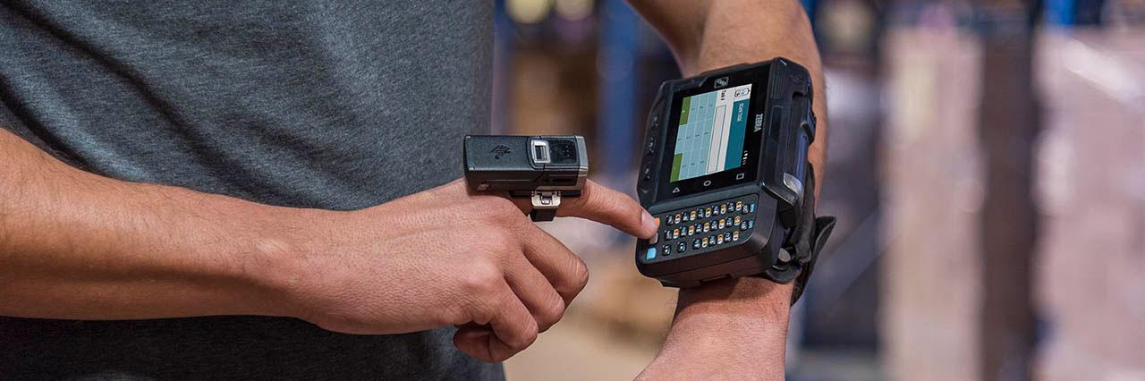 Wearable Computers - преносими терминали за ръка