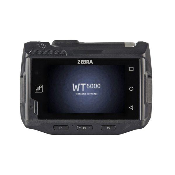 WT6000 Wearable Computer иновативен мобилен компютър от Zebra предназначен да се носи на ръка - снимка 1