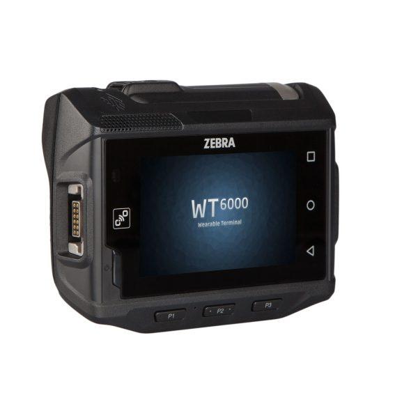 WT6000 Wearable Computer иновативен мобилен компютър от Zebra предназначен да се носи на ръка - снимка 2