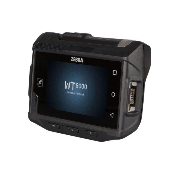 WT6000 Wearable Computer иновативен мобилен компютър от Zebra предназначен да се носи на ръка - снимка 3