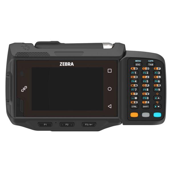 WT6000 Wearable Computer иновативен мобилен компютър от Zebra предназначен да се носи на ръка - снимка 6