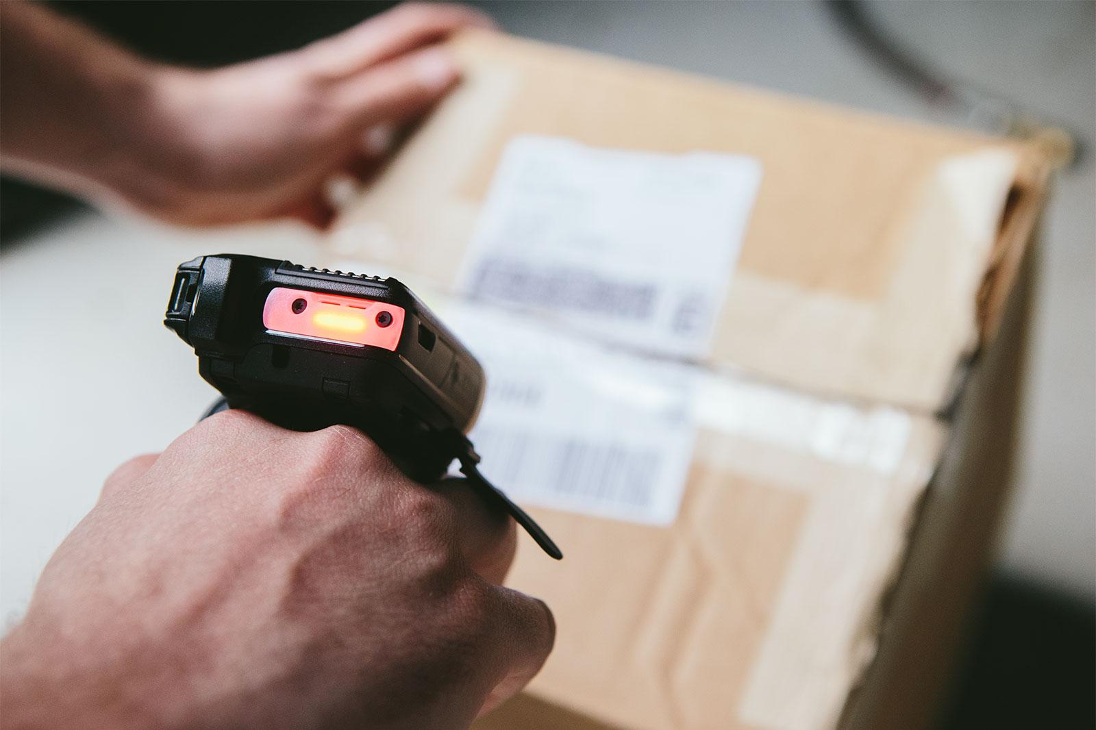 Zebra RS6000 ринг скенер с Bluetooth - приложение снимка 1